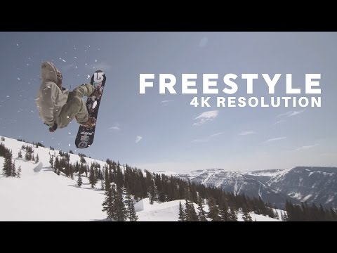 Awesome Snowboarding and Skiing In Stunning 4K Resolution |