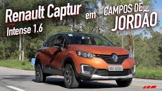 Avaliação Renault Captur X-Tronic (CVT)   Canal Top Speed