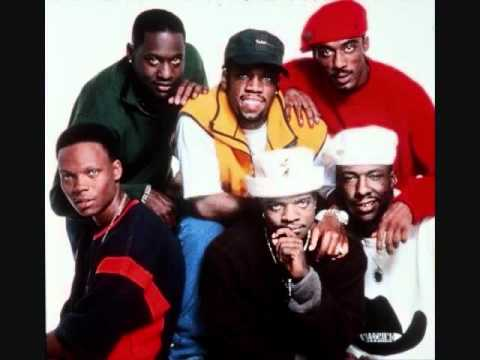 New Edition- Cool it now (Slowed & Chopped)