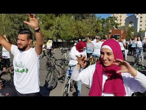 Palestinian Bicycling Revolution : Make A Difference
