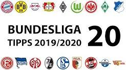 Bundesligatipps 20.Spieltag 2019/2020