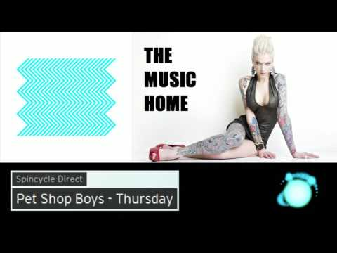 Pet Shop Boys - Thursday - Spincycle Direct