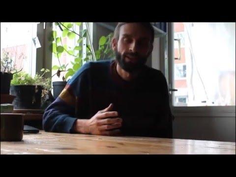 Interview Marian Voigt from Flogsta Food Coop