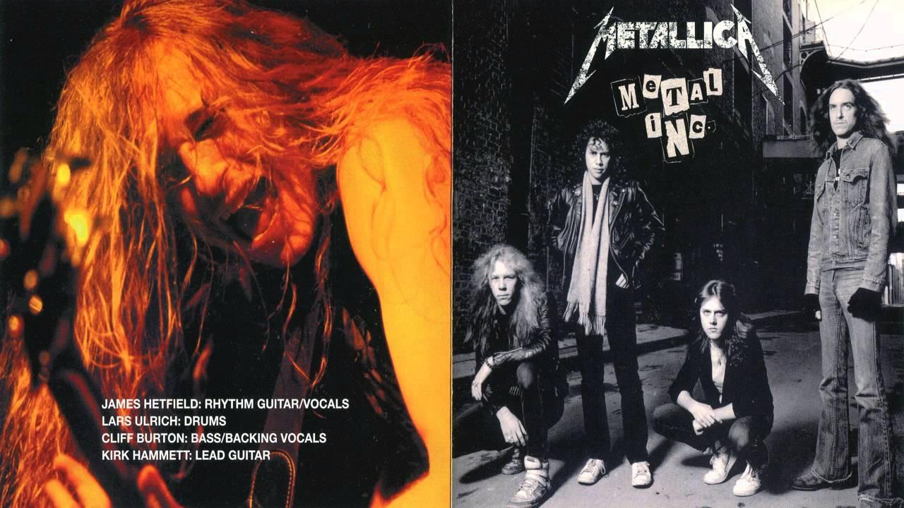 Metallica - Metal, Inc  [Full Bootleg Album (1986)]