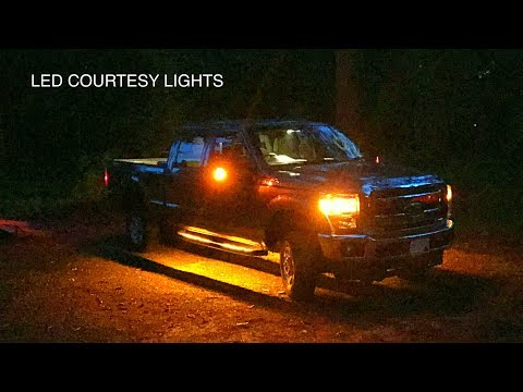 How To Install F150 Led Running Board Lights F150leds C