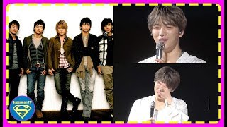 JYJ's Jaejoong Teared up As Fans Sing to TVXQ's [Stand By U] at His...