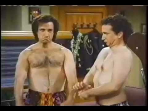 Balki And Larry Get On The Tanning Bed - Perfect Strangers