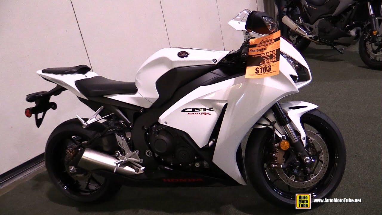 2014 Honda CBR 1000RR - Walkaround - 2015 Toronto Motorcycle Show ...
