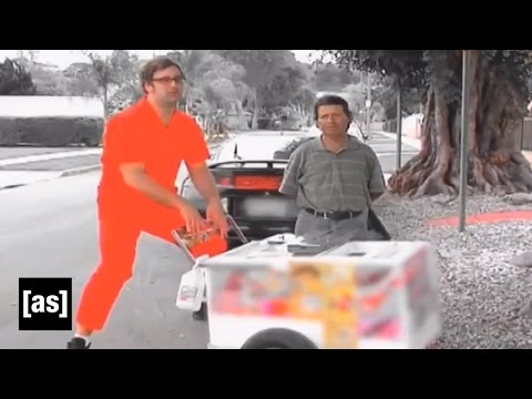 The First Video We Ever Made Together | Tim and Eric Awesome Show, Great Job! | Adult Swim