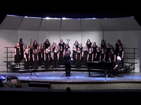 """See the Gypsies"" - CSHS Treble Varsity Choir UIL 04/19/2018"