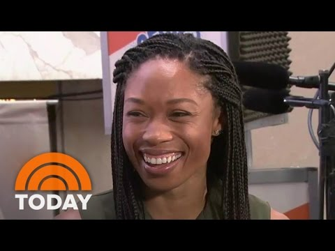Olympic Track Star Allyson Felix Talks Life After Rio | TODAY
