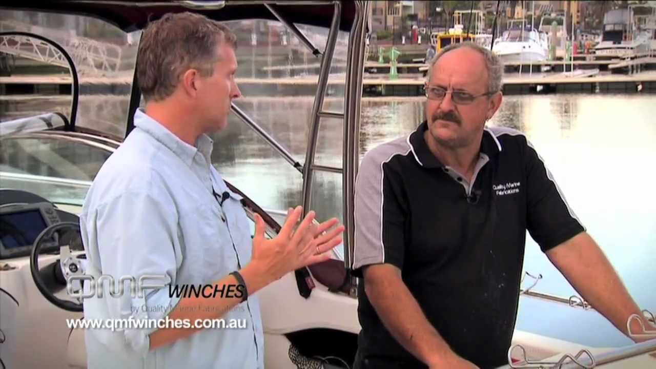 How To Choose An Anchor Winch Youtube Maxwell Wiring Diagram Premium