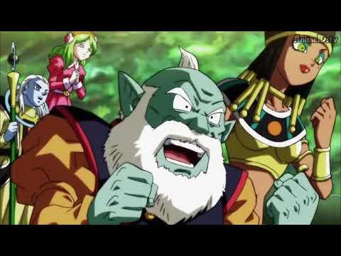 La Fusion De Circolin Rabanra Y Zarbuto Dragon Ball Super Sub Espanol
