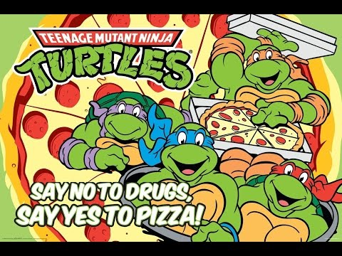 Teenage Mutant Ninja Turtles -  Figure Remix (Free Download)