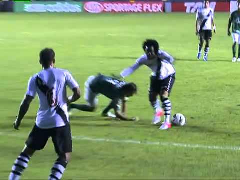 Palmeiras 1 x 1 Vasco Gols 17 06 2012 Brasileirão - YouTube b1411b9a73912