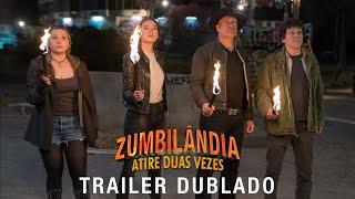 Zumbilândia: Atire Duas Vezes   Trailer Dublado   24 de outubro nos cinemas
