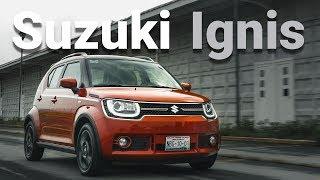Suzuki Ignis - Chiquito pero picoso | Autocosmos Video