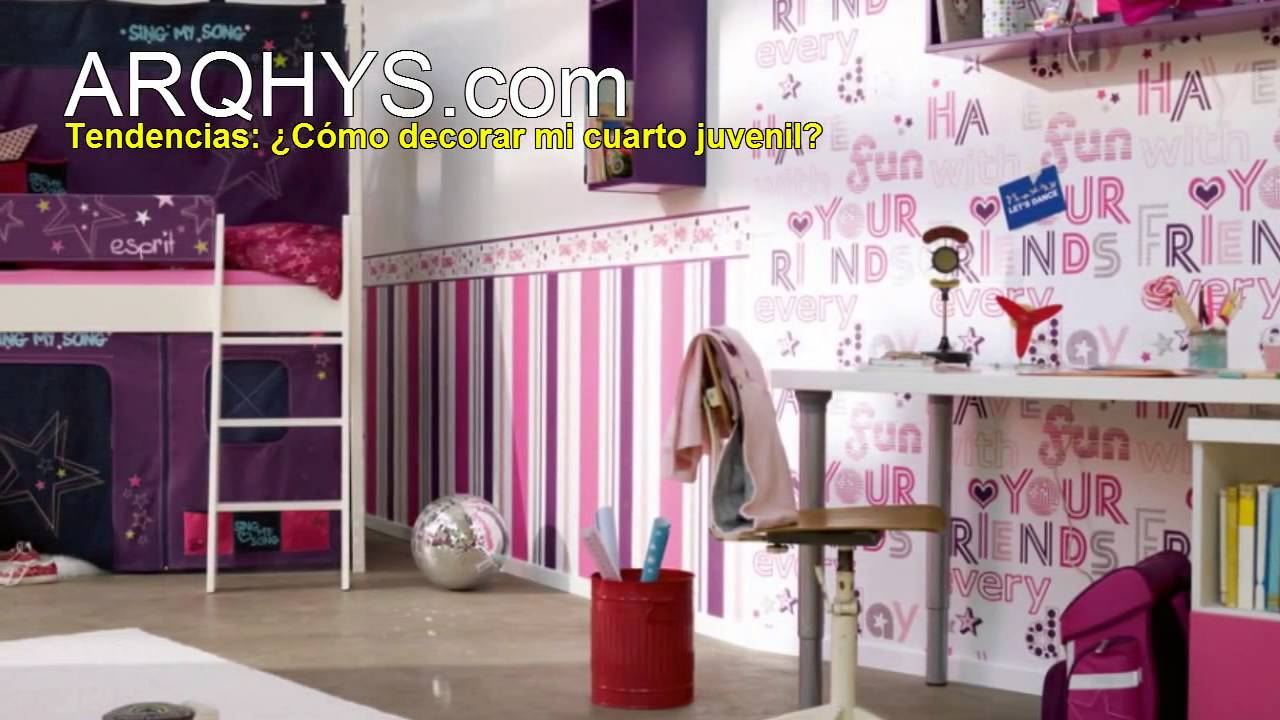 C mo decorar mi cuarto decorando el dormitorio o for Ideas faciles para decorar una habitacion