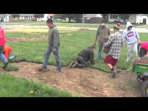 Dr. Robert Hines Field Turf Project