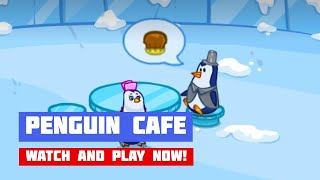 Penguin Café · Game · Gameplay