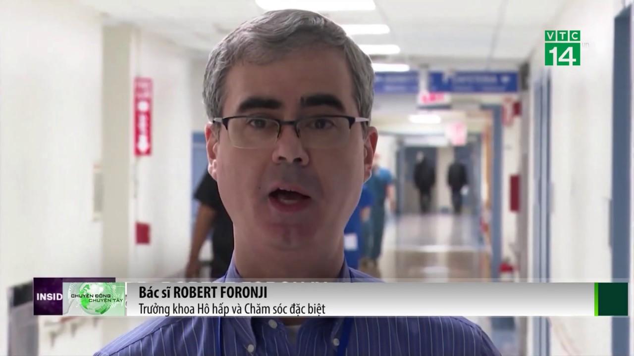 Cuộc chiến trong phòng cấp cứu bệnh nhân Covid-19 tại Mỹ | VTC14