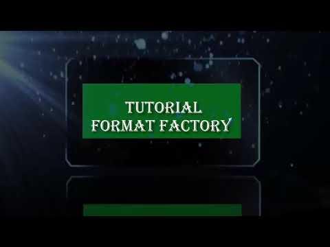 "Tutorial ""Format Factory"" Convertir Video A Música (MP4 a MP3)"