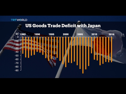 Money Talks: Shinzo Abe hopes to seal trade deal with Trump