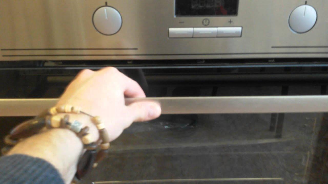 Духовой шкаф ELECTROLUX EZB52430AX, серебро - YouTube