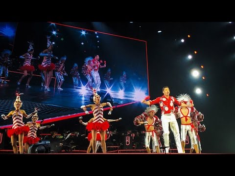 Hugh Jackman is Peter Allen  in Broadway To Oz Sydney Exclusive HD