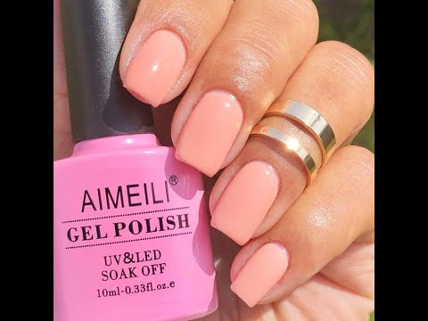 Review of Aimeili Gel Polish