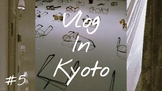 JPN) VLOG #5 일본 미대 졸업전시회 도슨트 맡…
