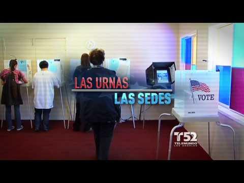 Noticiero Telemundo 52 Election Day coverage este martes