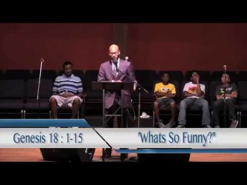 Rev Daniel Corrie Shull      Whats So Funny?