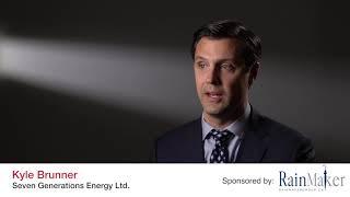 Kyle Brunner, Seven Generations Energy Ltd