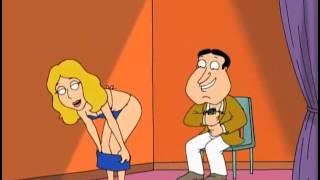 Quackmire Paga con tarjeta e credito a una bailarina del tub...