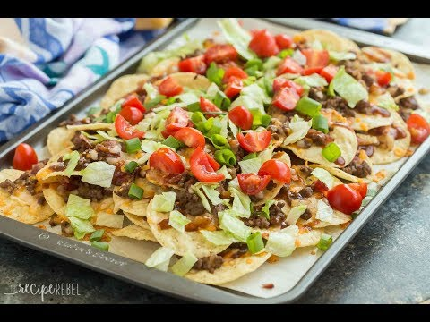 kalorien nachos