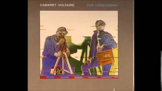 Cabaret Voltaire - The Crackdown/Doublevision EP (1983) FULL ALBUM