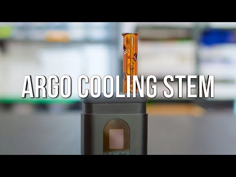 Arizer Go (ArGo) Cooling Stem – Product Demo | GWNVC's Vaporizer Reviews