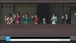 رغبة تخلي إمبراطور اليابان عن منصبه في يد البرلمان
