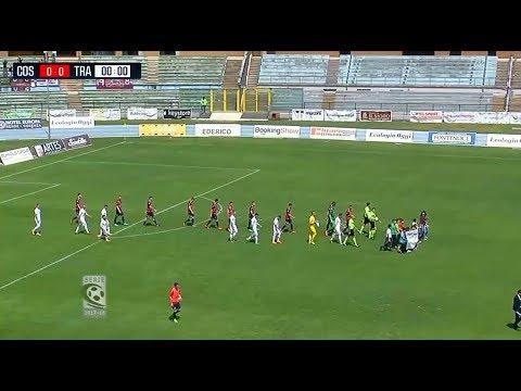 Highlights Cosenza-Trapani 4-2. 38^ Giornata SerieC 6.05.18 ©TrapaniCalcio.it