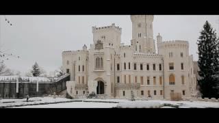 Свадьба в замке Глубока над Влтавой *** Wedding at Hluboka Castle