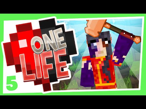 Minecraft UHC Survival! One Life - Hammer Time!