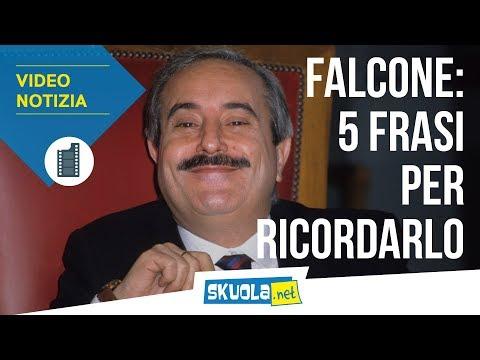 Strage di Capaci, 5 frasi per ricordare Giovanni Falcone