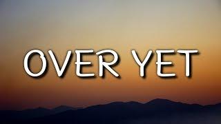 Hayley Williams - Over Yet (Lyrics)