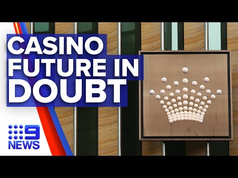 Crown Perth's future in doubt I 9News Perth