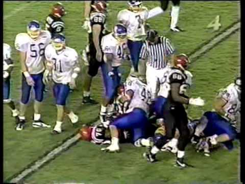 SJSU vs. SDSU football, 1997