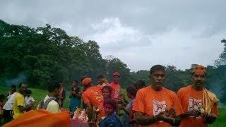 Ganesh Chaturthi at My village - Nirom. Konkan