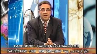 جوش شیرین و زخم معده دکتر فرهاد نصر چیمه Peptic Ulcer and Sodium Bicarbonate Dr Farhad Nasr Chimeh
