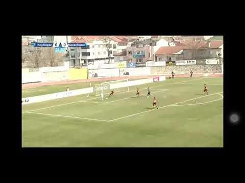 Kocaelispor'dan muhteşem dönüş... İnegölspor- Kocaelispor: 2-2 24.02.2021   Futbol Medya