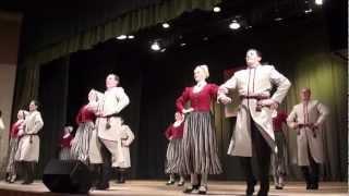 Cēsu deju apriņķa.deju kolektīvu skate Cēsu CATA kultūras namā 2.03.2013 - 00915